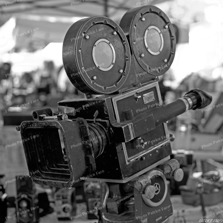 caméra 35 mm - Photo Bricovidéo