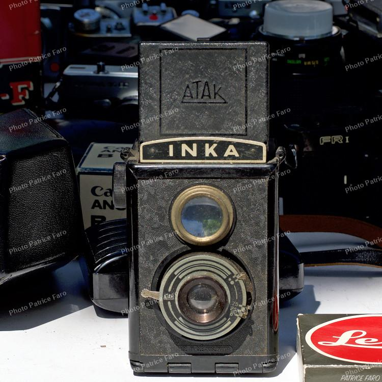 Appareil photo Inka fabriquer Atak - Photo Bricovidéo
