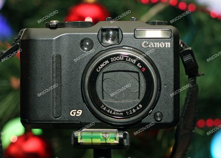 Test Canon Power Shot G9 appareil photo numérique