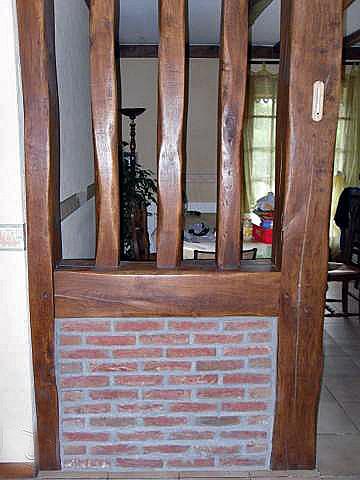 claustra mur briques