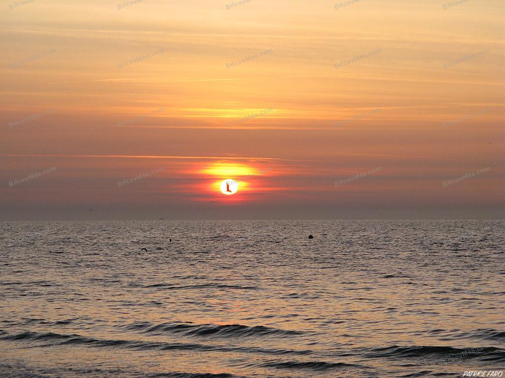 coucher de Soleil - Photo Patrice Faro