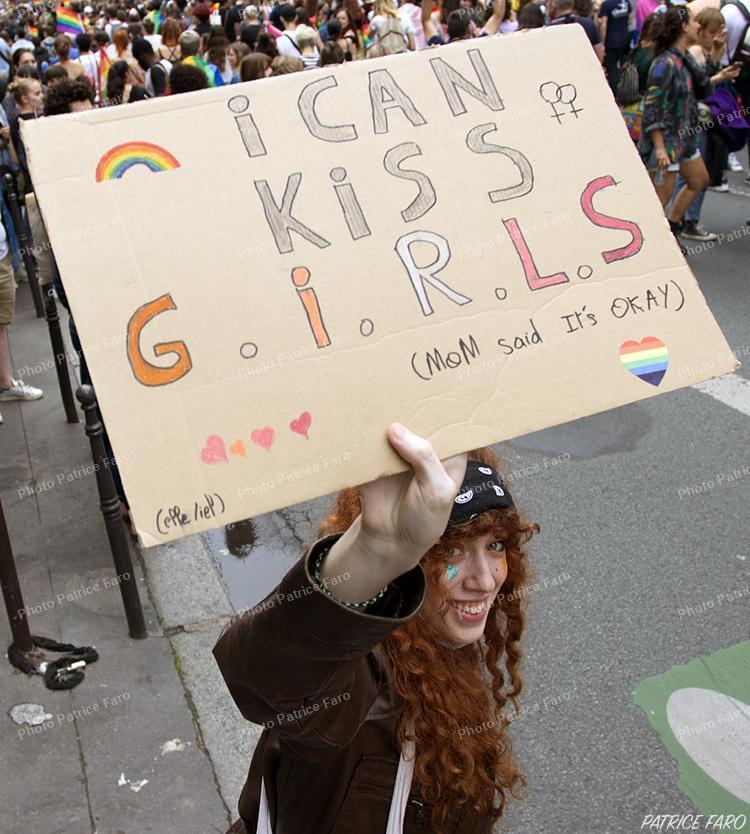 Gay Pride 2021 - Photo Patrice Faro