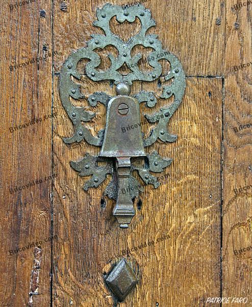 Heurtoir marteau de porte