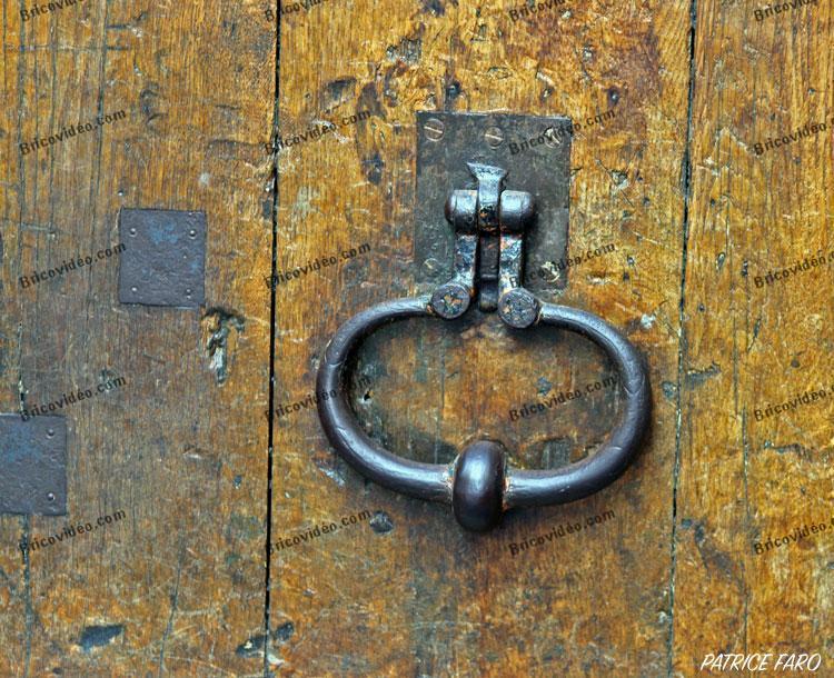 heurtoir porte ancienne