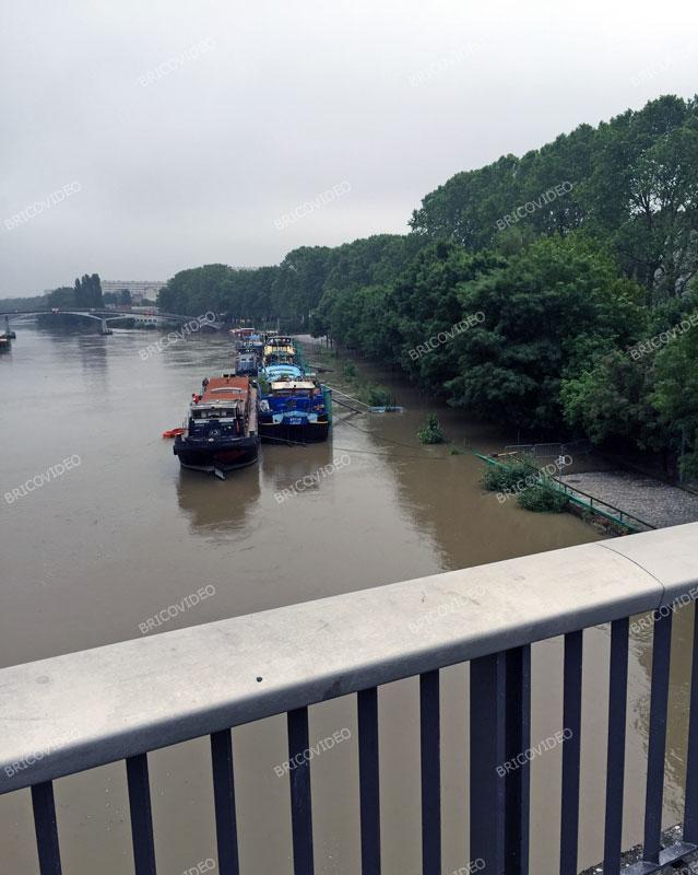 inondation Pont de Charenton