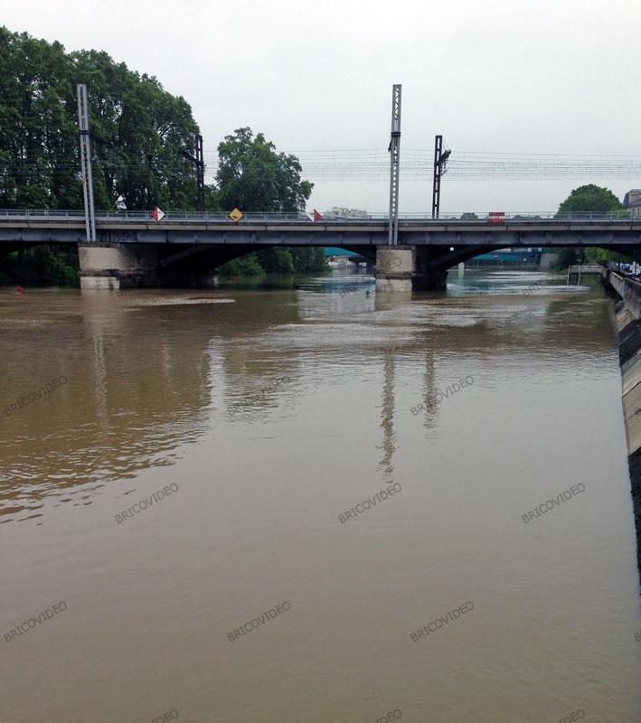 inondations département dans le Val-de-Marne