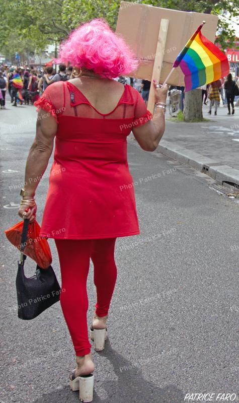 marche des Fiertés - Photo Patrice Faro