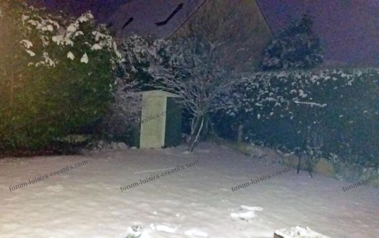 photo de la neige et du froid