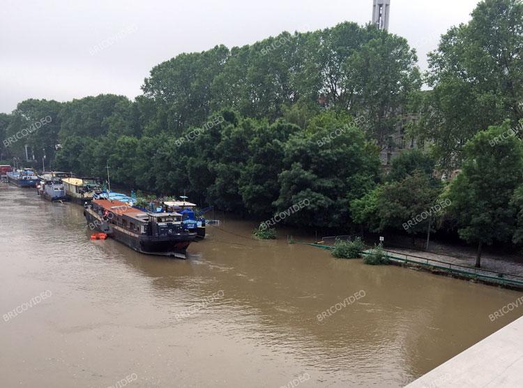 pont de Charenton inondation