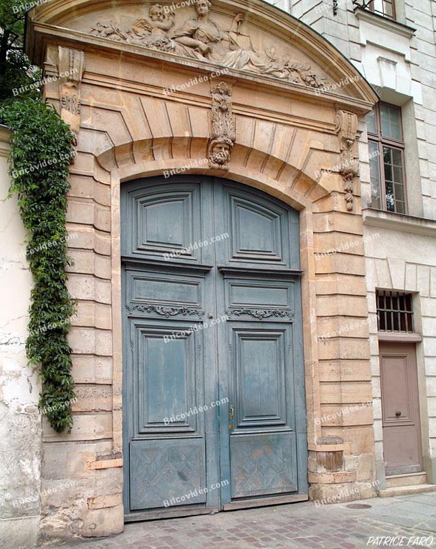 porte ancienne bois - Photo Patrice Faro