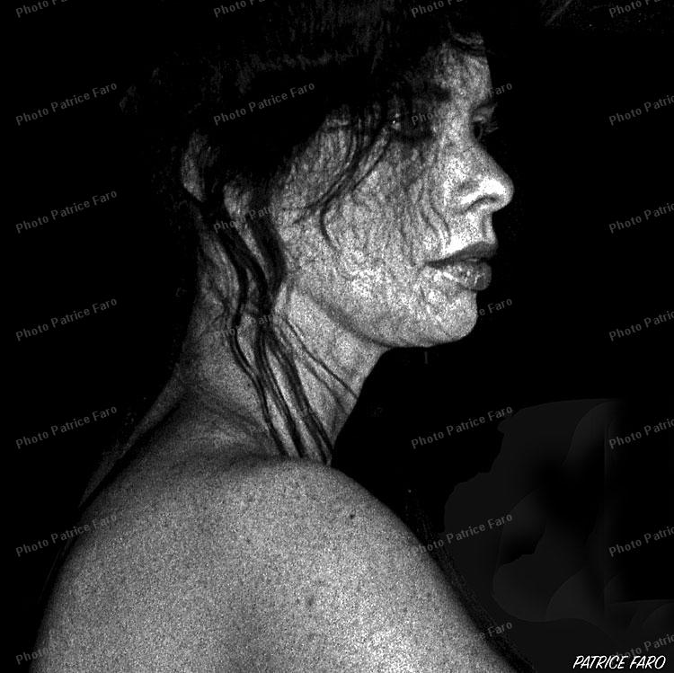 portrait grain argentique - Photo Patrice Faro