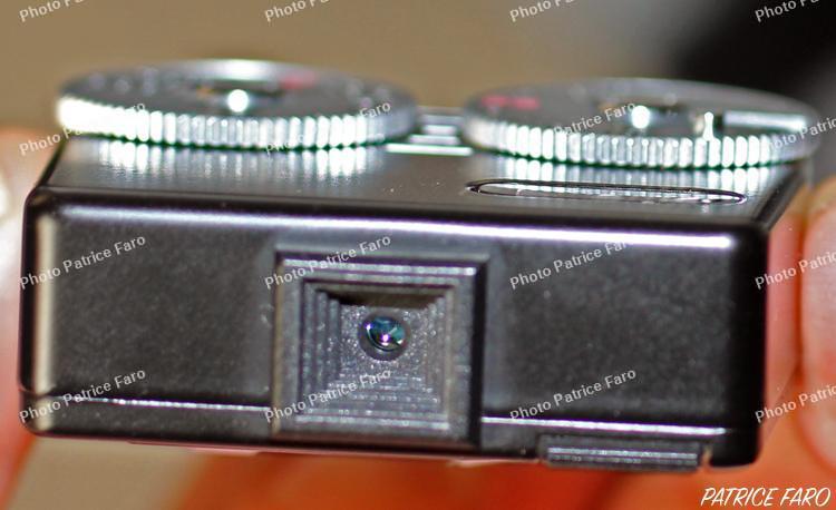 posemètre Voigtlander VC-Meter II
