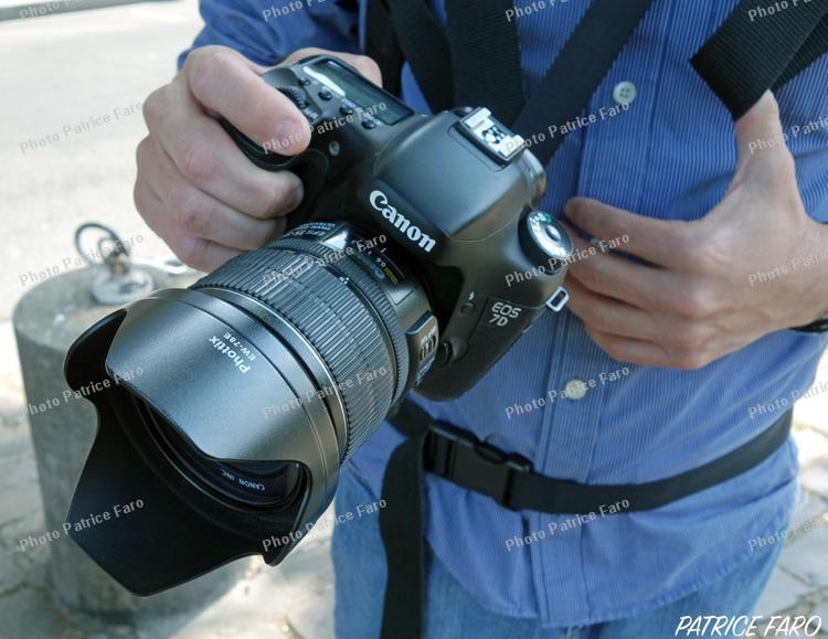 Rencontre de Jocelyn photographe Canon 7D