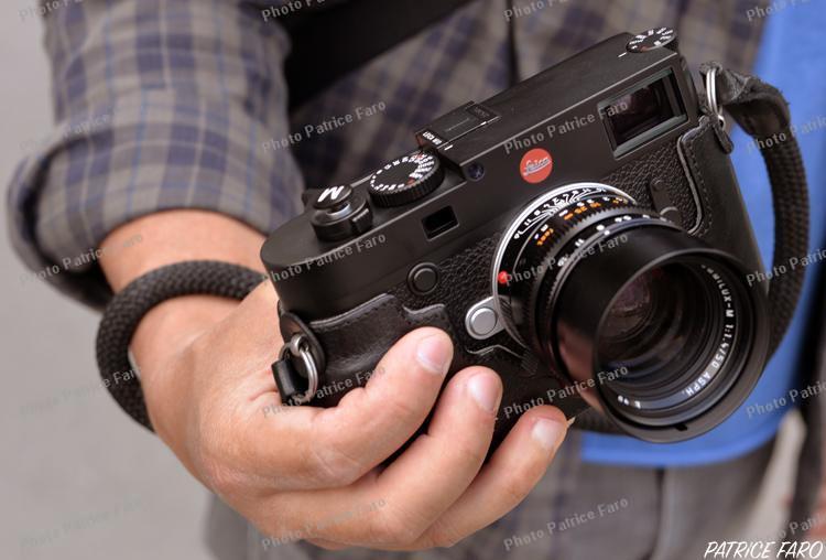 rencontre de photographe Leica M10