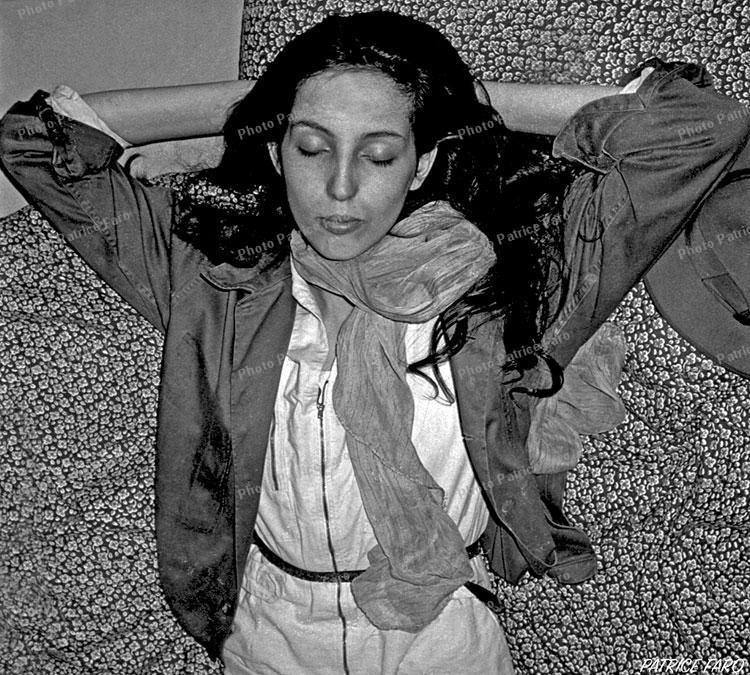 sleeping Sabrina - Photo Patrice Faro